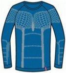 Löffler HR. SHIRT TRANSTEX WARM SEAMLESS LA Herren (Blau 58 D ) | Bekleidung Un