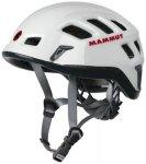 Mammut Rock Rider (Weiß M Helm ) | Ausruestung Helme Kletterhelme