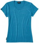 Mountain Equipment Stripe Tee Women's Damen (Blau 36 38 D ) | Bekleidung Shirts