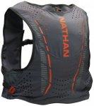 Nathan Vapor Krar Race Vest 4L (Grau L INT )   Training Alpine-Trail-Running