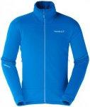 Norröna falketind Power Stretch Pro Jacket Men Herren (Blau XL INT )   Eroeffnu
