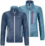 Ortovox Swisswool Piz Bial Wende-Jacket Women Damen ( Dunkelblau S INT,)