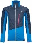 Ortovox Westalpen Swisswool Hybrid Jacket Women Damen (Blau XS INT,)