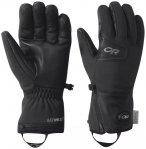 Outdoor Research Stormtracker Heated Sensor GTX Gloves (Schwarz M INT,)