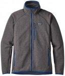 Patagonia M´s Performance Better Sweater JKT Herren (Grau L INT ) | Bekleidung
