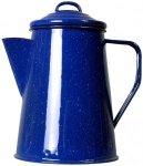 Relags Emaille Kaffekanne 1 8 (Blau )