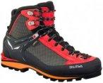 Salewa MS Crow GTX Herren (Hellrot 10 5 UK 45 EU ) | Schuhe Expeditions-Hochtour