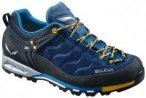 Salewa MS MTN Trainer GTX Herren (Dunkelblau 11 5 UK 46.5 EU ) | Schuhe Zustiegs