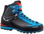 Salewa WS Crow GTX Damen (Blau 7 UK 40.5 EU ) | Schuhe Expeditions-Hochtourensch