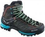Salewa WS MTN Trainer Mid GTX Damen (Anthrazit 5 UK 38 EU )   Bergsport Wandern