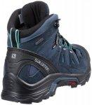 Salomon Qust Prime GTX® W Damen (Dunkelblau 5 UK 38 EU )   Bergsport Wandern B