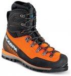 Scarpa Mont Blanc Pro GTX Herren (Orange 41,5 EU,) , Typ D (Absolut steigeisenfe
