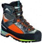 Scarpa Triolet GTX Herren (Orange 42 5 EU ) | Bergsport Wandern (Alpine Bergschu