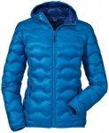 Schöffel Down Jacket Kashgar Damen (Kornblau 40 D )   Bekleidung Jacken