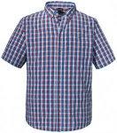 Schöffel Shirt Kuopio2 UV SH Herren ( Blau 48 D,)