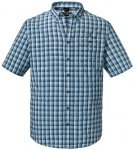 Schöffel Shirt Kuopio2 UV SH Herren ( Kornblau 48 D,)