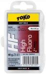 Toko HF Hot Wax red 40g (Rot) | Ausruestung Skiausruestung Wachs-Zubehoer