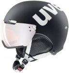 Uvex hlmt 500 visor ( Schwarz 52 in cm,)