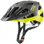 Uvex Quatro (Lime 52-57 in cm ) | Ausruestung Helme Fahrradhelme