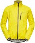 Vaude Me Drop Jacket III Herren (Gelb L INT ) | Bekleidung Jacken Regenjacken