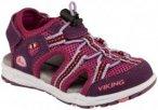 Viking Kinder Thrill (Beere 31 EU )   Schuhe Kinderschuhe Kindersandalen-Badesch