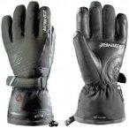 Zanier Heat ZX 3.0 w Damen (Schwarz M INT )   Bekleidung Handschuhe Beheizbare-H