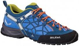 Salewa MS Wildfire Pro Herren (Blau 10 UK 44.5 EU ) | Schuhe Zustiegs-Approachschuhe