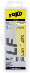 Toko LF Hot Wax yellow 120g (Farblos ) | Ausruestung Skiausruestung Wachs-Zubehoer