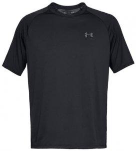 Under Armour UA Tech SS Tee Herren (Schwarz XL INT )   Bekleidung Shirts Funktionsshirts