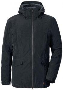 Vaude Me Zanskar Jacket Herren (Schwarz S INT )   Bekleidung Jacken Outdoorjacken