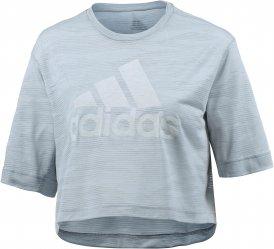 adidas Box Crop T-Shirt Damen T-Shirts M Normal