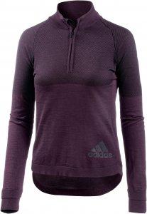 adidas Climaheat Primeknit Laufshirt Damen Funktionsshirts L Normal