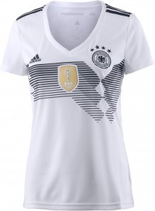 adidas DFB WM 2018 Heim Fußballtrikot Damen Trikots XS Normal
