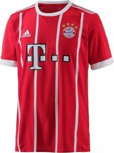adidas FC Bayern 17/18 Heim Fußballtrikot Herren Trikots L Normal