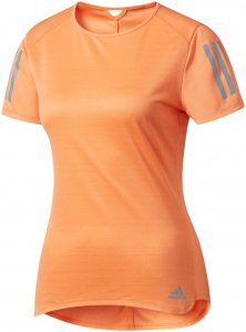 adidas Response Laufshirt Damen Funktionsshirts M Normal