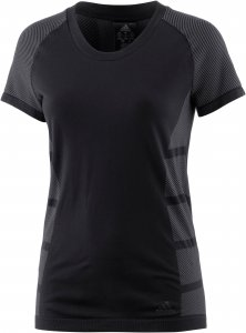 adidas Ultra Light Laufshirt Damen Funktionsshirts L Normal