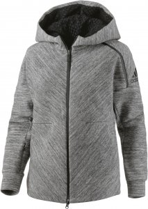 adidas ZNE Travel Hoodie Damen Sweatshirts M Normal