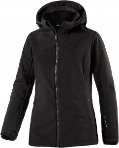 CMP Woman Fix Hood Jacket Softshelljacke Damen Übergangsjacken 36 Normal