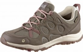 Jack Wolfskin Rocksand Texapore Low Wanderschuhe Damen Nordic Walking Schuhe 40 1/2 Normal