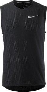 Nike BREATHE Laufshirt Herren Funktionsshirts XL Normal