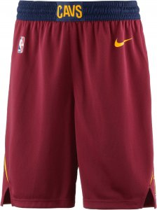 Nike CLEVELAND CAVALIERS Shorts Herren Shorts XL Normal