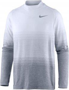 Nike Dri-Fit Knit Laufshirt Herren Funktionsshirts L Normal