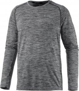 Nike Dri-Fit Knit Laufshirt Herren Funktionsshirts S Normal