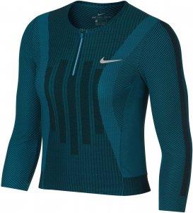 Nike French Open W NKCT ZCL SLAM TOP PS NT Tennisshirt Damen Funktionsshirts L Normal