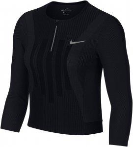 Nike French Open W NKCT ZCL SLAM TOP PS NT Tennisshirt Damen Funktionsshirts S Normal