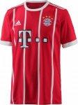 adidas FC Bayern 17/18 Heim Fußballtrikot Herren Trikots M Normal