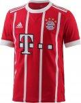 adidas FC Bayern 17/18 Heim Fußballtrikot Kinder Trikots 164 Normal