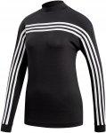 adidas Must Haves 3 Stripes Langarmshirt Damen Langarmshirts XL Normal
