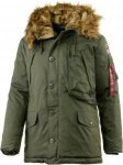 Alpha Industries Polar Jacket Parka Herren Winterjacken XL Normal