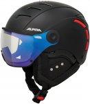 ALPINA JUMP 2.0 VM Skihelm Helme 52-54 Normal